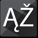 Lietuviška klaviatūra icon