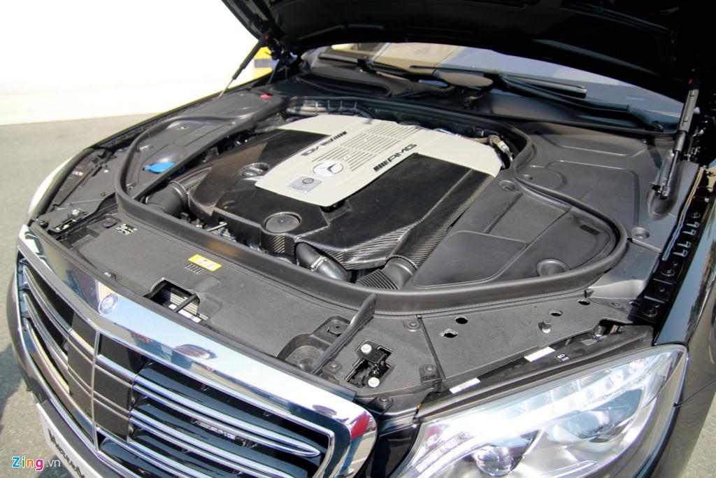 Xe Mercedes Benz S65 AMG 015