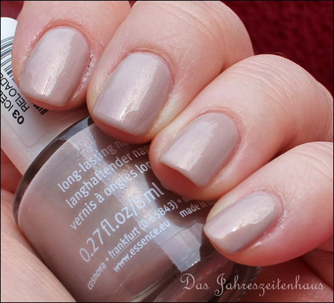 Beige Essence Crystallized 03 Iced Age Reloaded 7