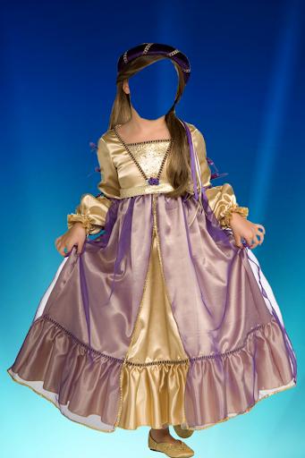 Princess Kids Fashion Wear