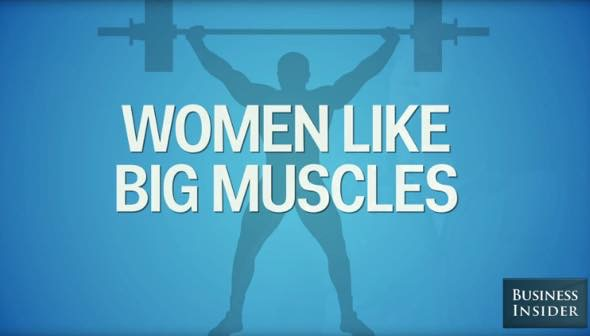 Th women big muscles