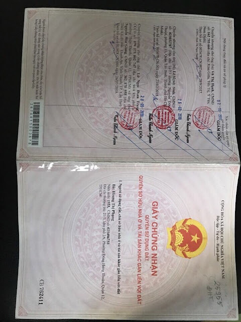 Bán nhà cấp 4 Tân Hưng Thuận Quận 12 - 04
