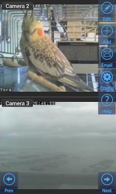 IP Camviewer for Wansview - screenshot