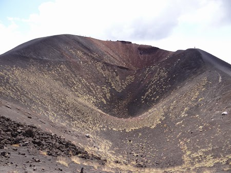 18. Crater vulcanic - Etna.JPG