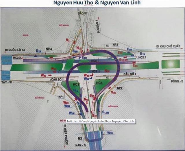 Tp HCM chuyển chủ đầu tư hai dự án lớn tại khu Nam Sài Gòn 3
