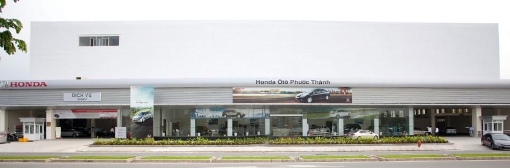 Đại Lý Honda Ô Tô Phước Thành 01
