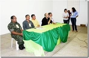 IV Conferência de Meio Ambiente. Etapa 1: Barcelos e Santa Izabel do Rio Negro.
