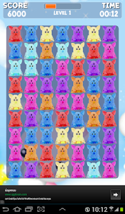 Cake Furby 3 Match Game - screenshot thumbnail