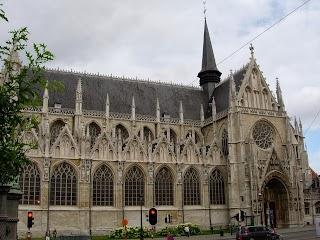 Eglise Notre-Dame du Sablon à Bruxelles