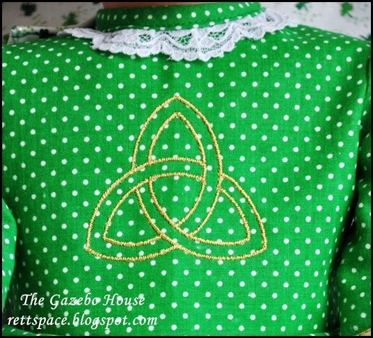 Irish Step-Dance Doll Dress 004