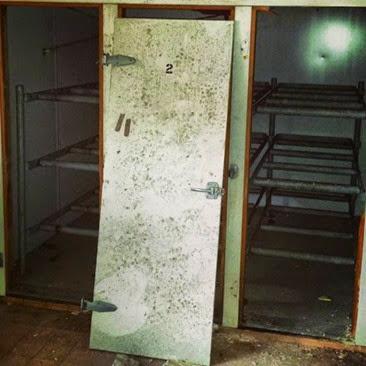 Abandoned Hartwood Hospital Asylum Morgue