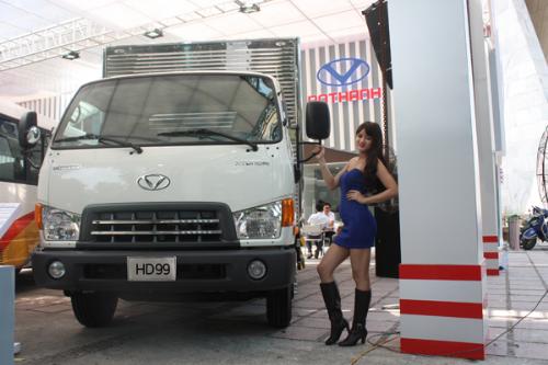 Xe tải 8 tấn Đô Thành HD120s