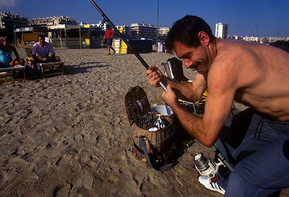 Platja de Llevant Salou, Tarragonès, Tarragona 1997