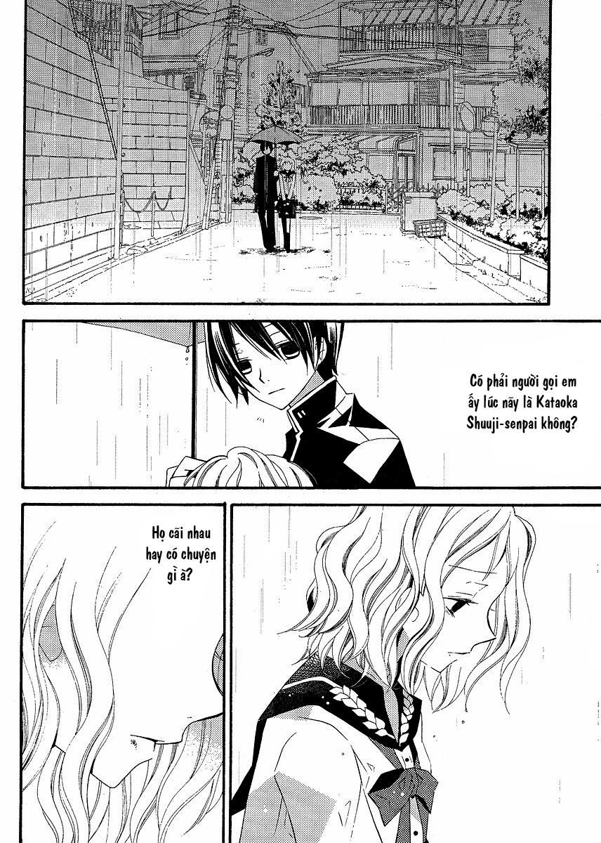 """""""bungaku Shoujo"""" To Ue Kawaku Yuurei Chap 005"""