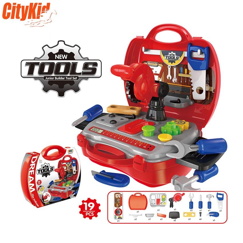 Bộ đồ chơi sửa chữa cho bé trai BOWA 8011