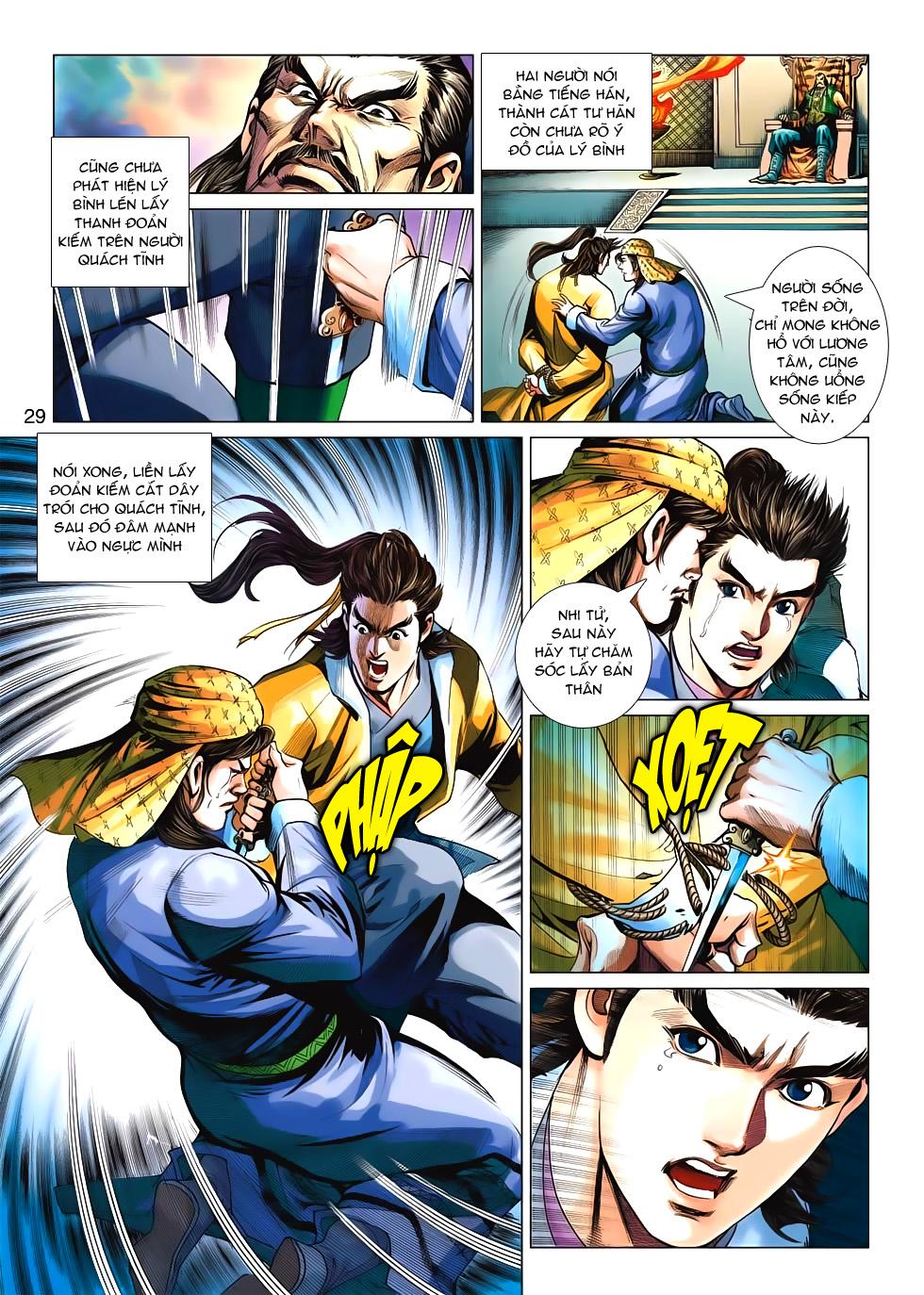 Anh Hùng Xạ Điêu (Xạ Điêu Anh Hùng Truyện) Chap 108