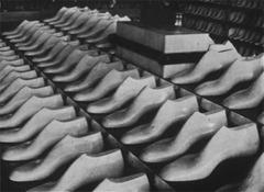 Albert Renger-Patzsch - Fagus Werks - Shoe Forms Pattern Room