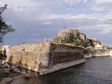 36. Zidurile cetatii Corfu.JPG