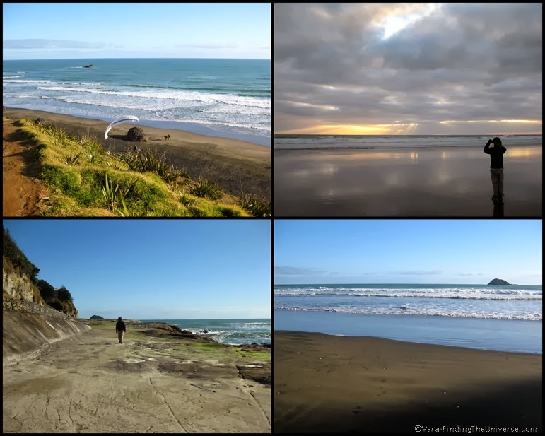 Muriwai Beach New Zealand