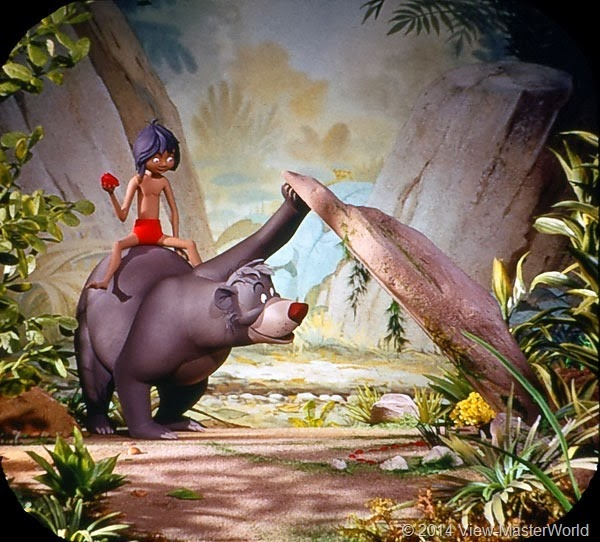 View-Master Jungle Book (B363): Scene 11