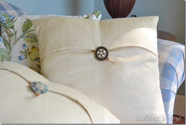 Pottery Barn Inspired Pillow Tutorial Harbour Breeze Home