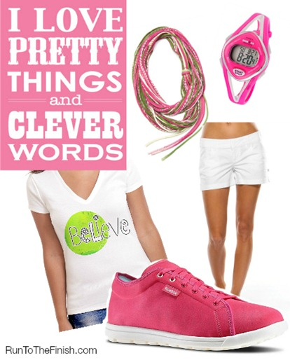 Style Pink Sneakers