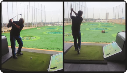 Top Golf boys