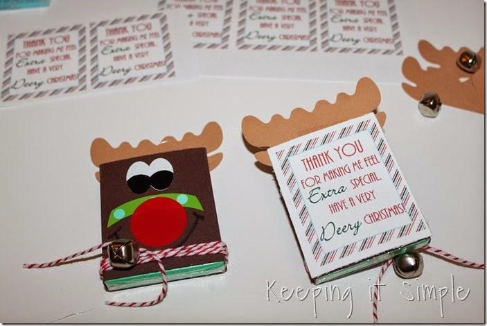 #ad Extra-gum-reindeer-gift #ExtraGumMoments (7)