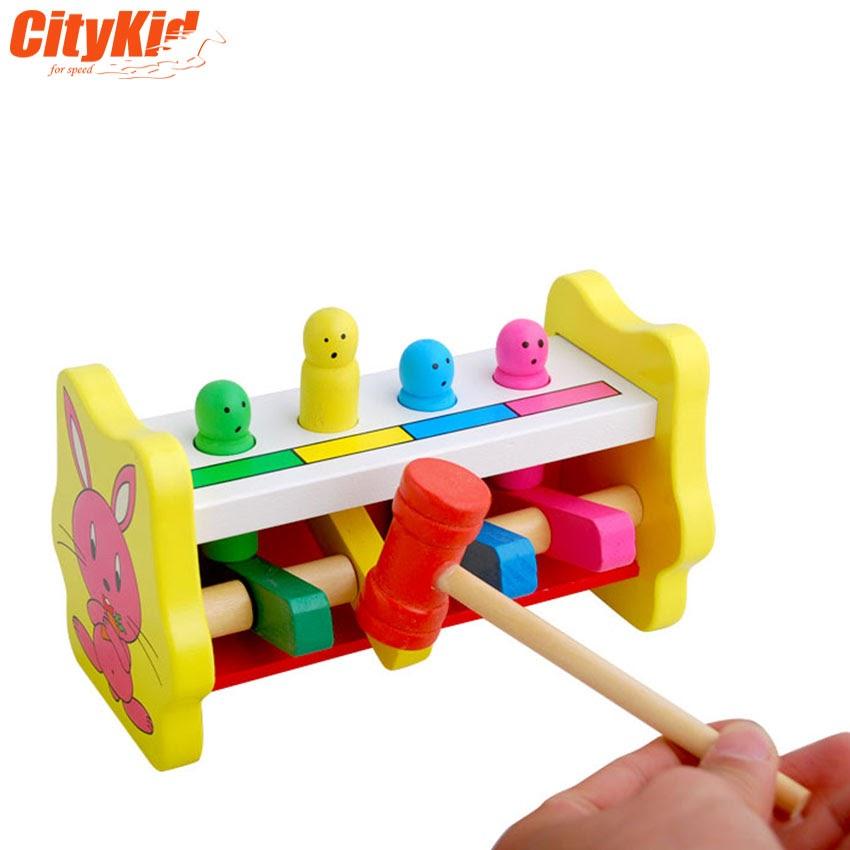 Đồ chơi gỗ cho bé Percussion 02