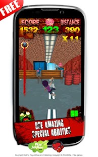 Zombie Runner - Run Zombie Run - screenshot thumbnail