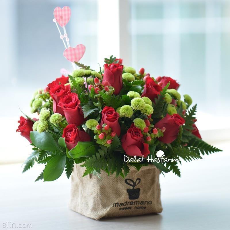 Đặt hoa ngay bạn nhé bởi vì chỉ còn 5 ngày nữa