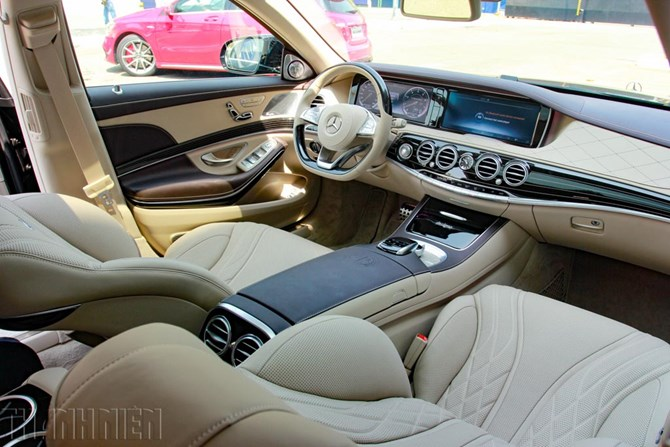 Xe Mercedes Benz S65 AMG New Model 012