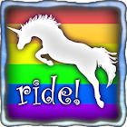 Unicorn Ride icon
