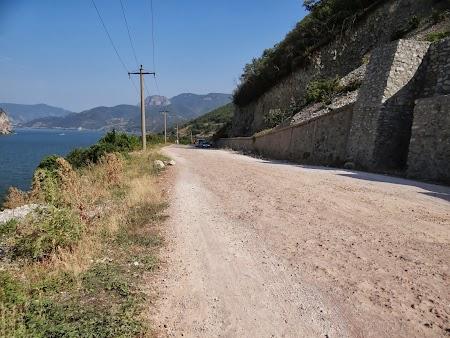 Drumul de-a lungul Dunarii