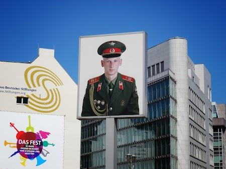 Bine ati venit in sectorul sovietic
