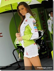 Paddock Girls Monster Energy Grand Prix de France  20 May  2012 Le Mans  France (11)