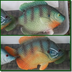 Replica Toy Fish 2