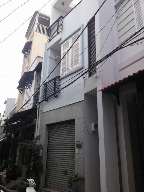 Bán nhà hẻm 5 mét Nguyễn văn Yến Quận Tân Phú 03