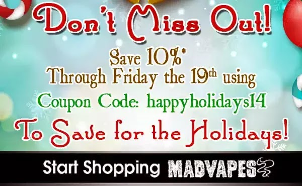 Get the money-saving Madvapes coupons and promo codes at GoodShop for purchasing electronics accessories and LED flashlights. Madvapes brings you the finest office and home accessories such as connectors, batteries, replacement coils, atomizer and much more.