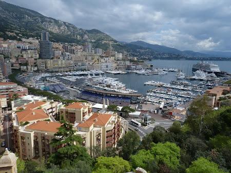 Obiective turistice Monaco: Port