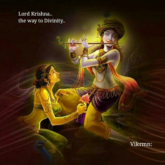 The Best Words By Lord Krishna Janamashtmi Life Quotes Vikrmn