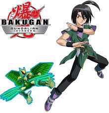 Chiến Binh Bakugan Phần 3