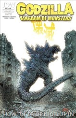 P00010 - Godzilla - Kingdom of Mon