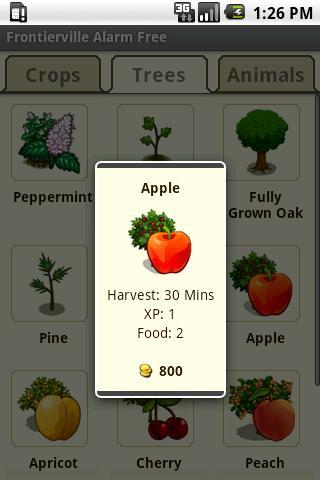Frontierville Alarm Free- screenshot