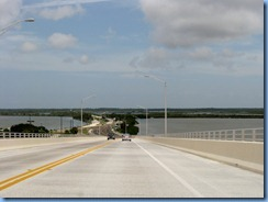 7718 A. Max Brewer Bridge, which spans the Indian River Lagoon in Titusville Florida