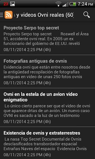 【免費新聞App】Ovnis reales-APP點子