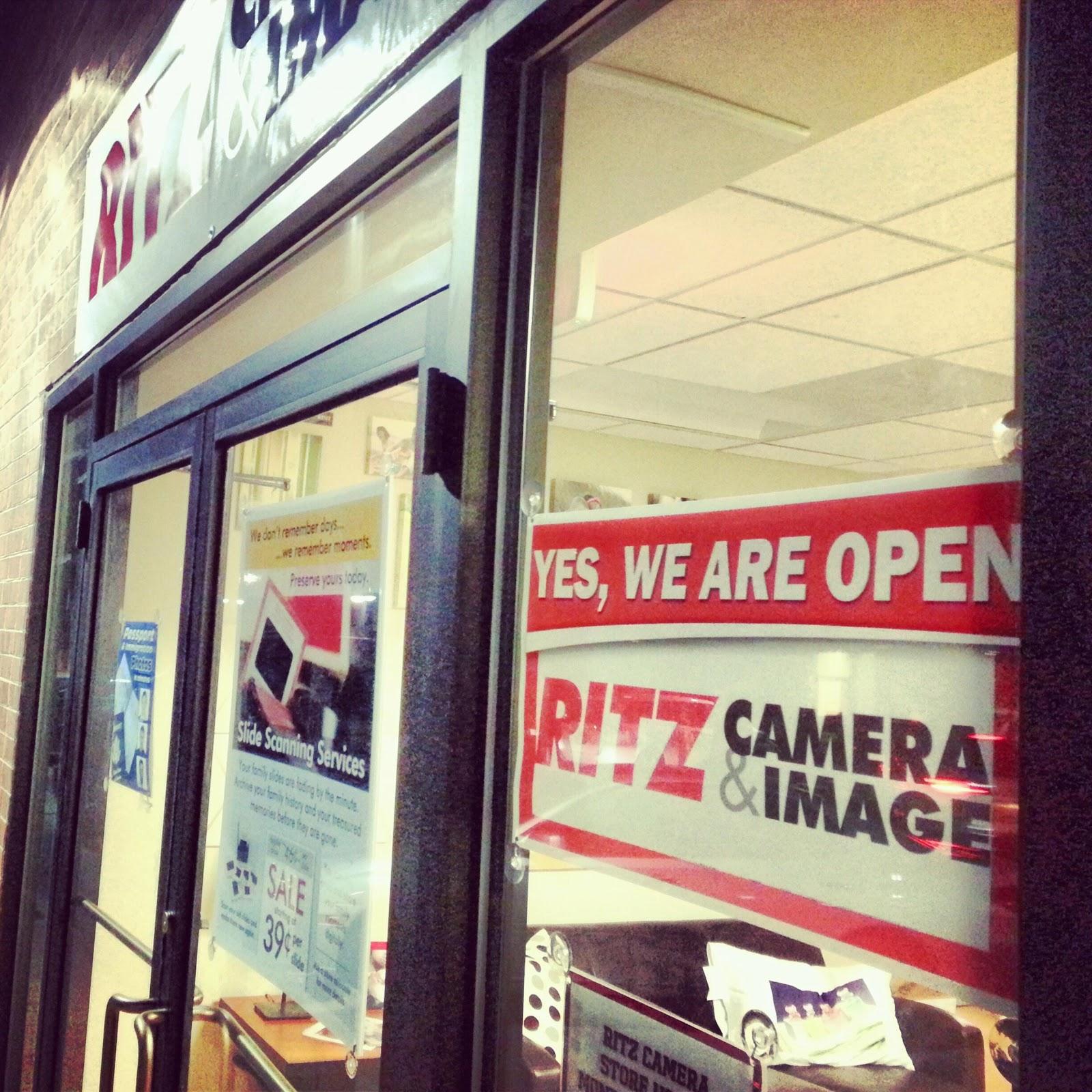 Robert Dyer @ Bethesda Row: RITZ CAMERA OPENS IN NEW