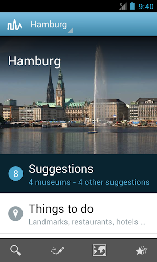 Hamburg Guide by Triposo