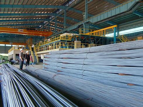 Thị trường xuất khẩu thép cây Thổ Nhĩ Kỳ tương đối ổn định