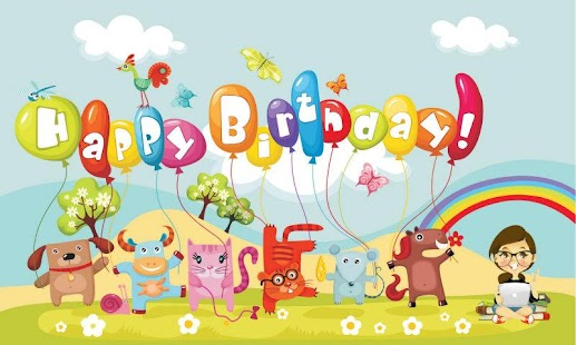 Awesome Birthday Cards Android Apps on Google Play